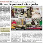 Consommer autrement, consommer localement : une priorité pour la transition, selon Odile Vignal