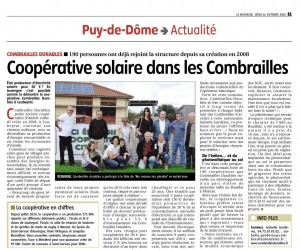 Combrailles Durable
